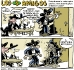 Los 3 Amigos publicado na Folha de S. Paulo