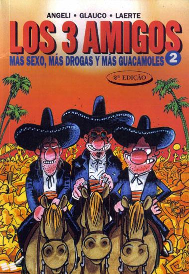 Los 3 Amigos, volume 2