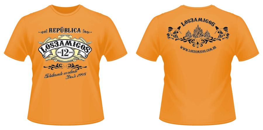 Camiseta Los3Amigos 2009